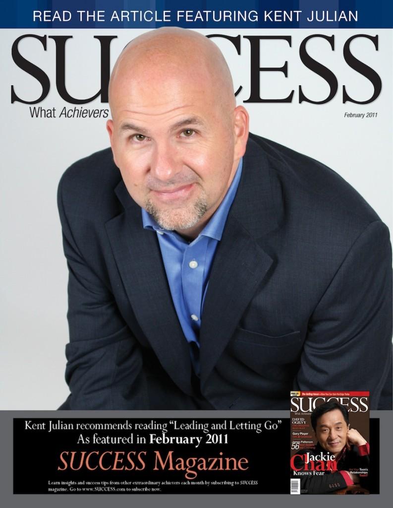 Success Magazine - Kent Julian