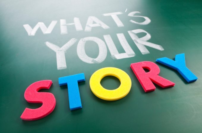 Living a Bigger Story is the Script of ALL Success Stories