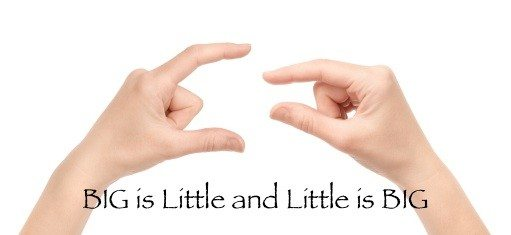How to Be Successful - BIG is Little and Little is BIG - Kent Julian