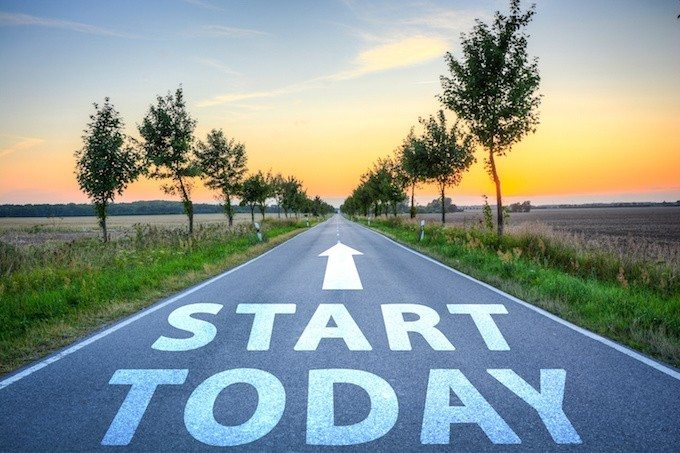 Start Moving Forward Today