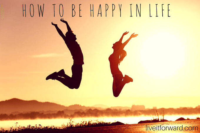LIF 030 — How to Be Happy In Life - What Ancient Wisdom Teaches Us About Happiness