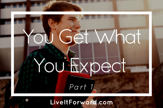 You Get What You Expect - Part 1 - The Secret Of Success