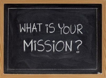 What is your mission? - 8 Thoughts on Success