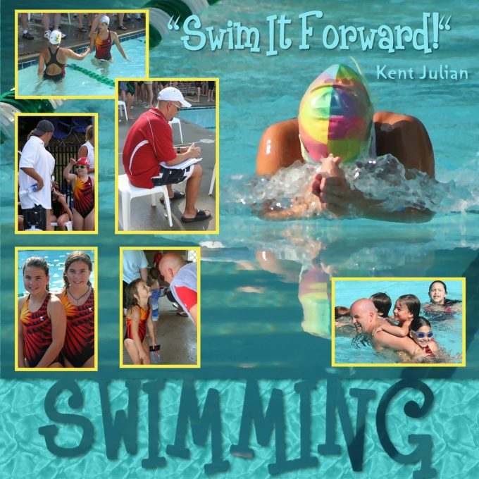 how to make a difference - think swim