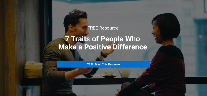 7 Traits of People Who Make a Positive Difference