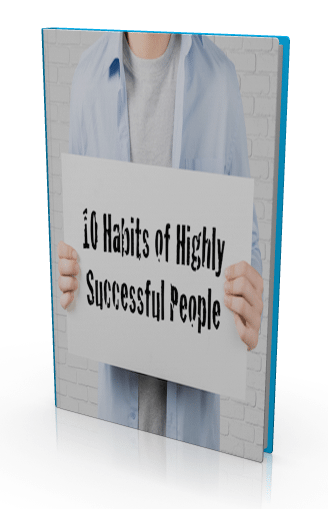 10 Daily Habits of Highly Successful People - Resource Image