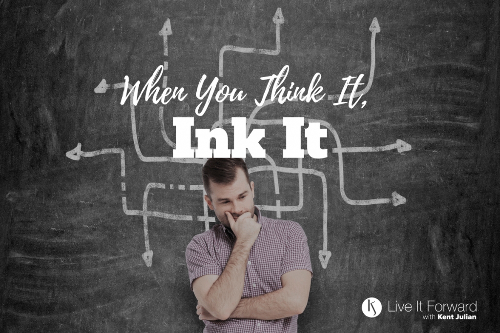 LIF 092 - When You Think It, Ink It