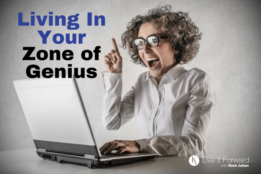 LIF 101 - The Big Leap #6 - Living in Your Zone of Genius
