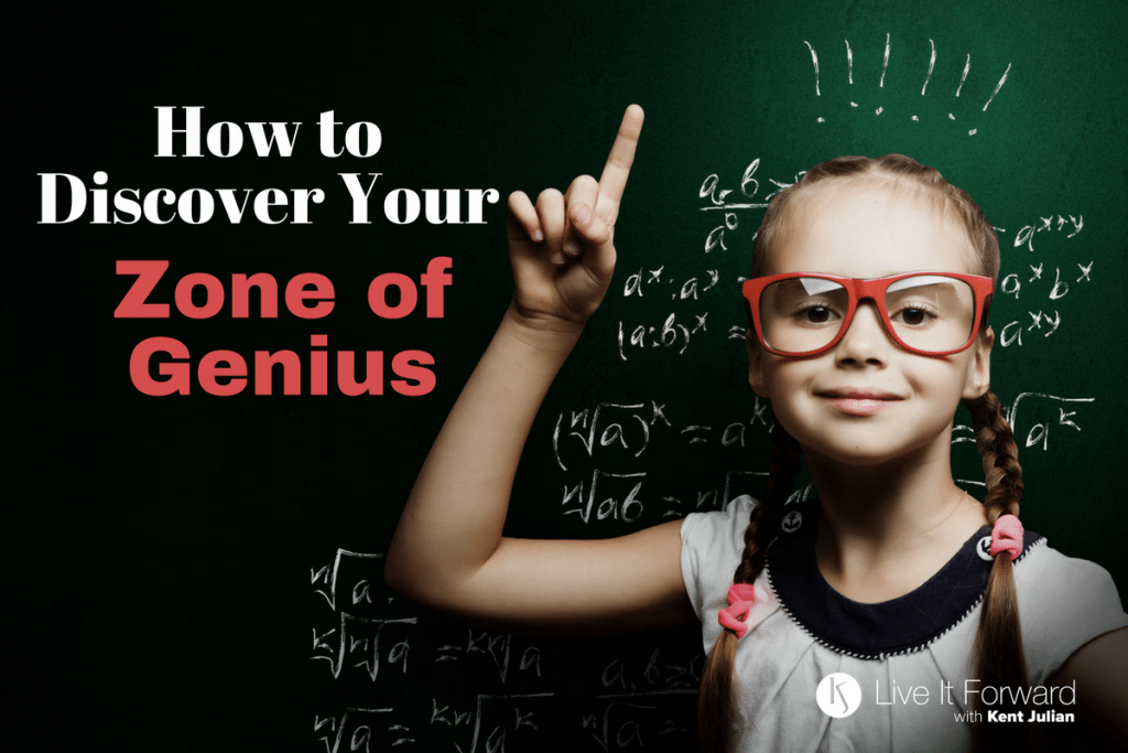 LIF 100 - The Big Leap #5 - How to Discover Your Zone of Genius