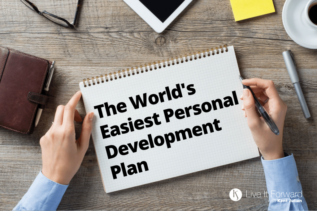 LIF 113 - The World's Easiest Personal Development Plan