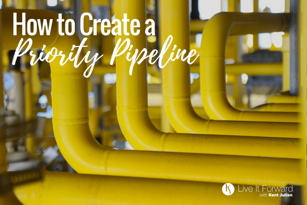 LIF 114 - How to Create a Priority Pipeline