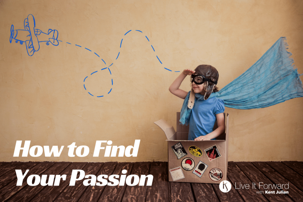 LIF 115 - How to Find Your Passion
