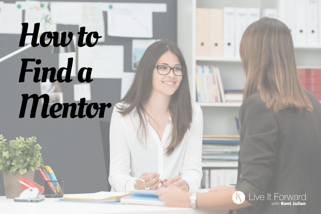LIF 119 - How to Find a Mentor