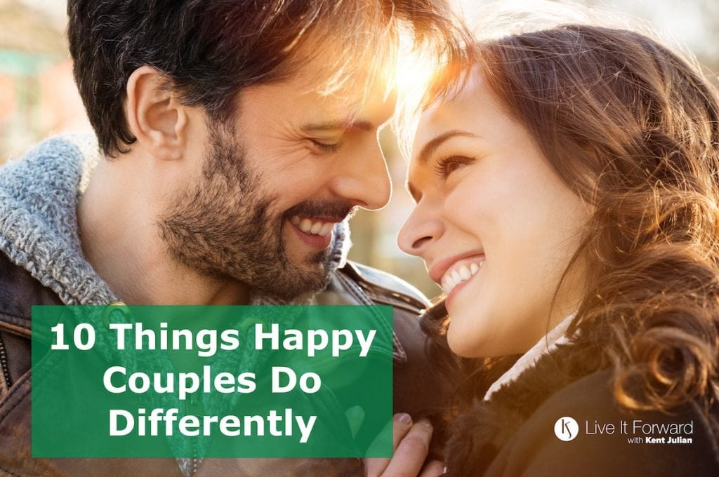 Happy Couples - 10 Things They Do Differently