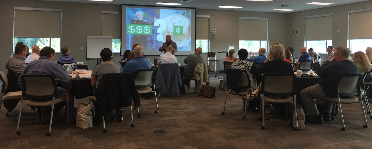 Kent Julian Shares Marketing Strategies with Attendees at the Paid to Speak Conference