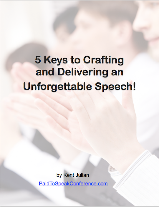 5 Keyst to Crafting and Delivering an Unforgettable Speech