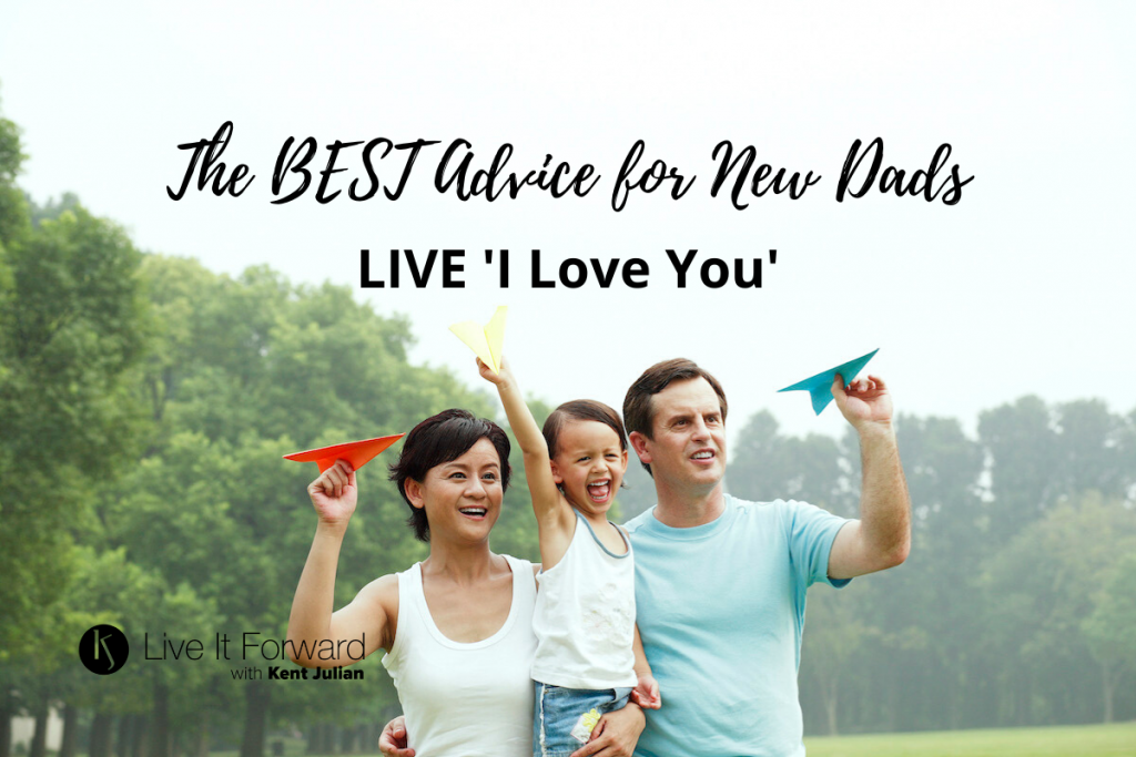 The BEST Advice for New Dads