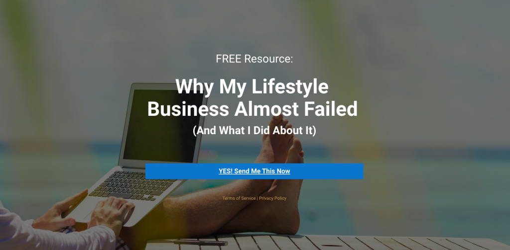 Why My Lifestyle Business Almost Failed