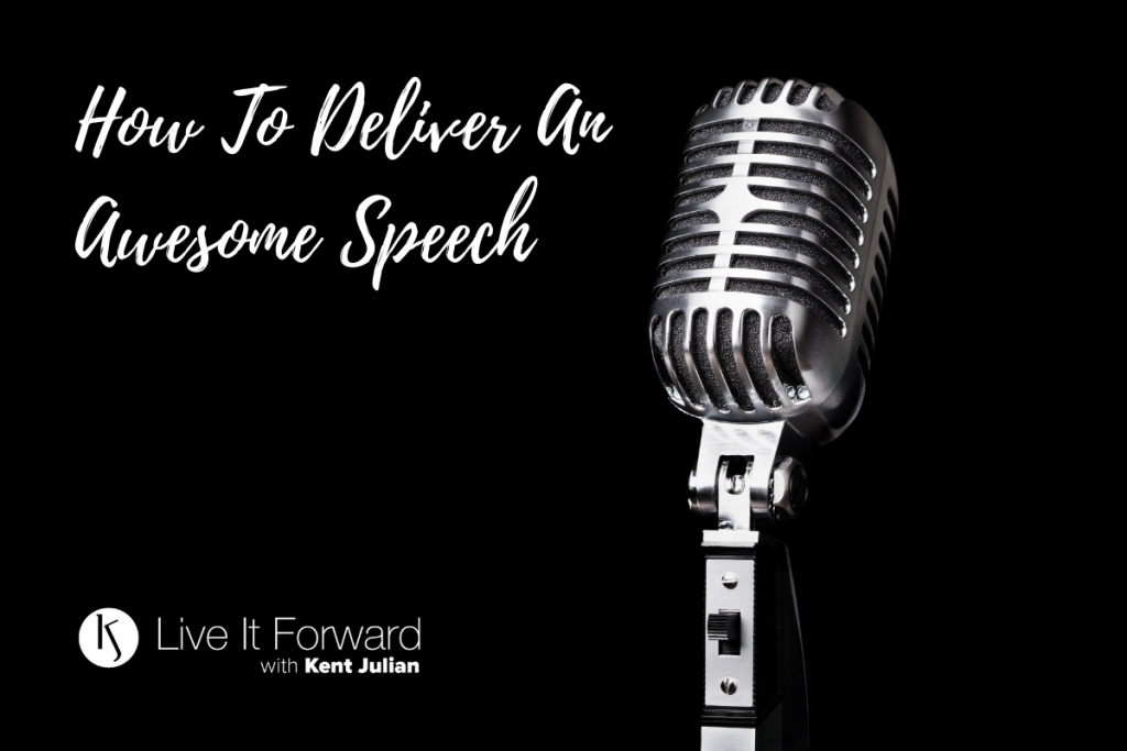 How To Deliver An Awesome Speech
